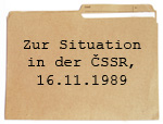 PDF Download: Zur Situation in der ČSSR, 16.11.1989 Bild: vusta/iStockphoto