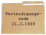 PDF Download: Havels Rede im Prozess, 21.2.1989 Bild: vusta/iStockphoto