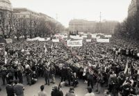 Demonstration für Meinungsfreiheit, 15.03.1989